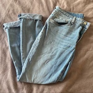 Rag&Bone Dre Slim Ankle Boyfriend Jeans